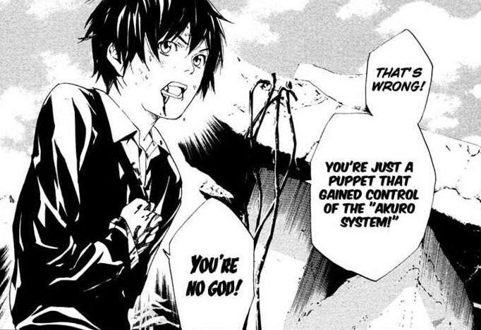 Taisuke a végső ütközetben.