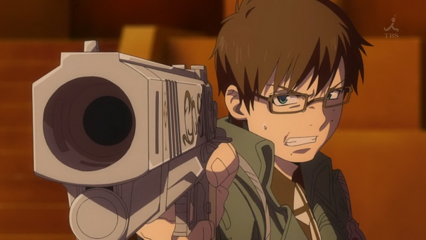 Yukio, amikor mérges, de igazából fogalma sincs mit tegyen.Yukio, amikor mérges, de igazából fogalma sincs mit tegyen.