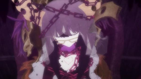 CG az anime-sorozatban. (2012) - nem valami szép, sajnos.