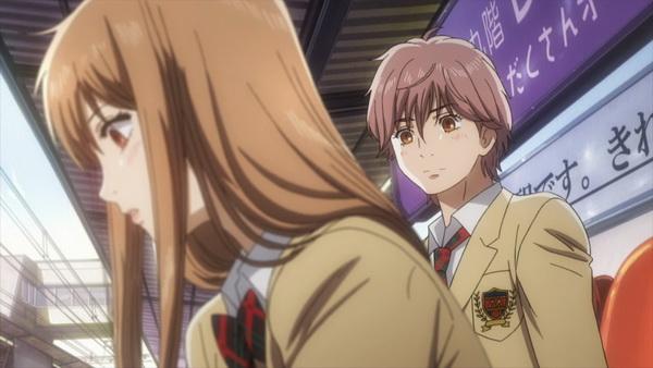 Taichi érzelmei mit sem változtak az évek alatt, de Chihaya vajon észreveszi őket egyszer?