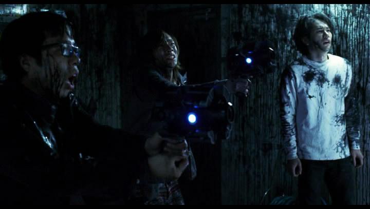 Killing scene - öhm ilyenkor a nézőnek is félnie kéne?