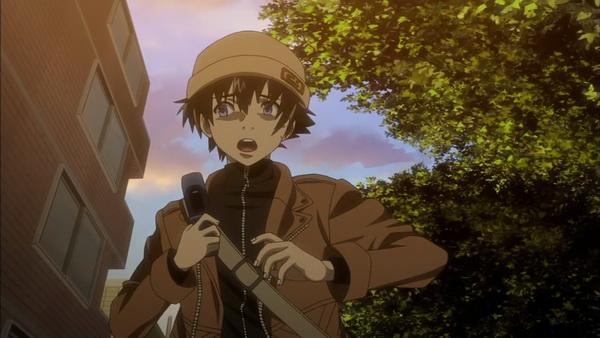 Yukiteru rájön, hogy meg fog halni. Yuno pedig éppen jó szándékkal ugyan, de üldözi.