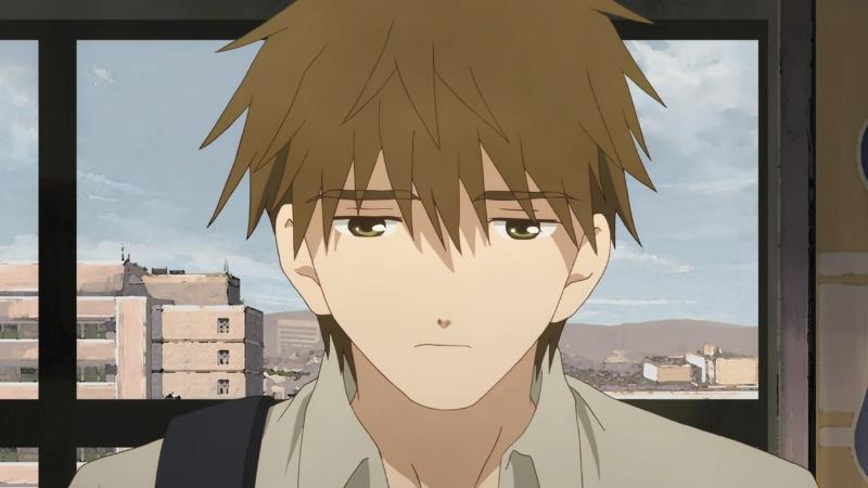 Szegény Jun...középiskolásként több életkedve volt, no meg, jobban is nézett ki. Studio Deen leggyengébb karakteranimációja lett az egyetemista énje.