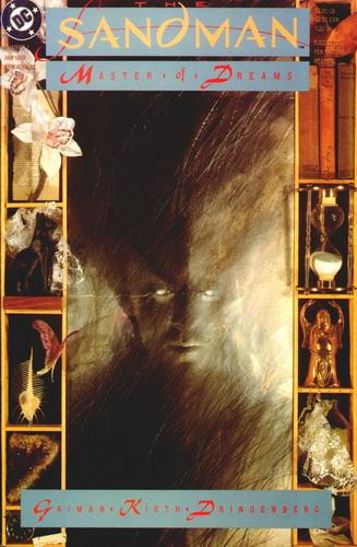 Morpheusz az Álmok ura.