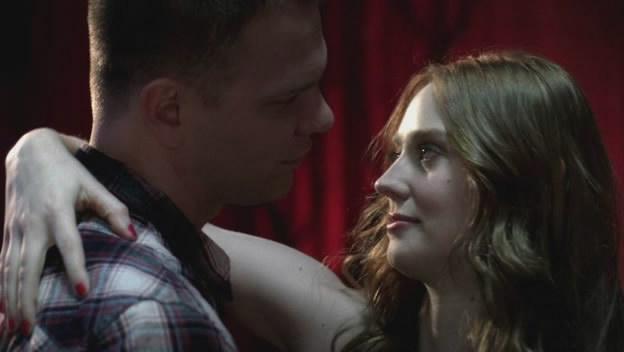 Hoyt és Jessica - nem olyan felhőtlen a szerelem, mint elsőre tűnik...