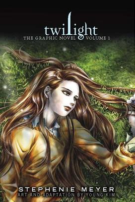Stephenie Meyer & Young Kim: Twilight / Alkonyat 1. rész (manhwa; 2010)