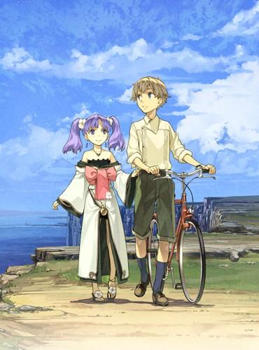 Fractale /フラクタル/ Furakutaru (TV-sorozat; 2011; 11 epizód)