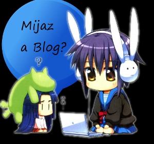 Mi az a Blog?