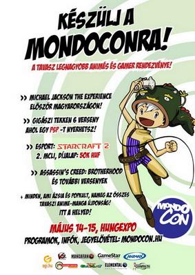 Mondo con – HungExpo – Budapest (2011. május 14. / szombat)