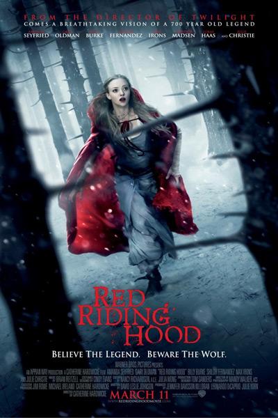 Red Riding Hood - A lány és a farkas (mozifilm; 2011)