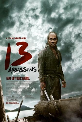 13 Assassins / 十三人の刺客 / Jūsannin no Shikaku (japán film; 2010)
