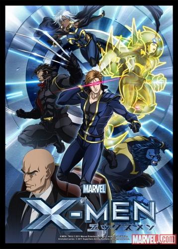 X-Men (anime TV-sorozat; 2011)