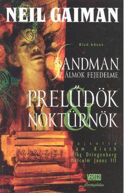 Sandman, Az álmok fejedelme - Prelűdök és noktürnök (1. kötet)