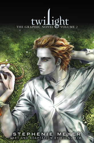 Stephenie Meyer & Young Kim: Twilight / Alkonyat 2. rész (manhwa; 2011)