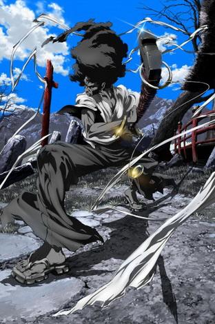 Afro Samurai az anime