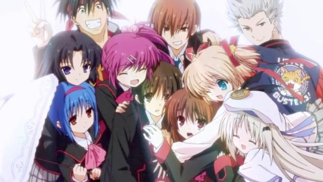 Little Busters! az anime