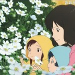The Wolf Children Ame and Yuki (mozifilm; 2012)