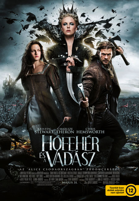 Hófehér és a vadász (2012)