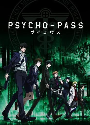 Psycho-Pass / サイコパス (TV-sorozat; 2012)