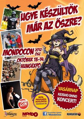 MondoCon plakát