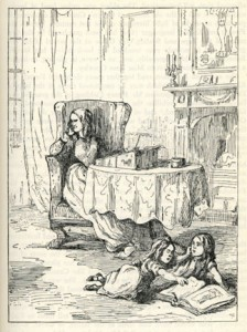 Illustration from the novel.
