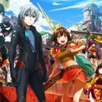 Suisei no Gargantia anime a Production I.G.-től 2013 áprilisában