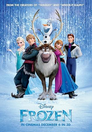 Jégvarázs (Frozen) - 2013