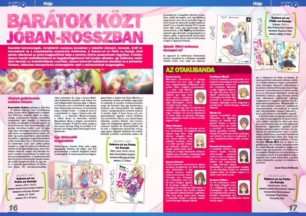 A cikk eredetileg így jelent meg a Mondo Magazin 2013 októberi számában.