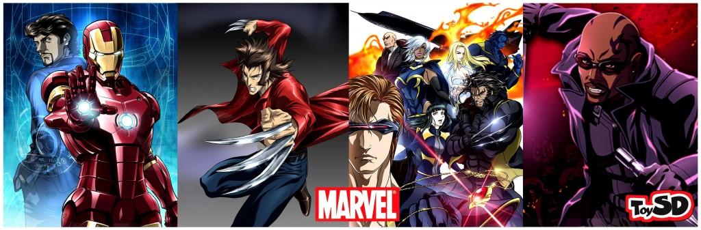 Marvel animék a 2010-es évekből alá Madhouse.