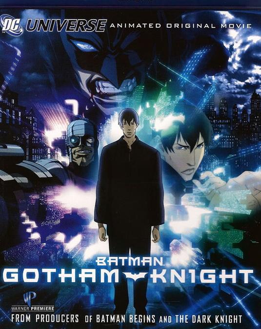 A Batman: Gotham Knight (2008) az egyik legjobb anime adaptáció a DC Comics ismert denevérjének sztorijából.