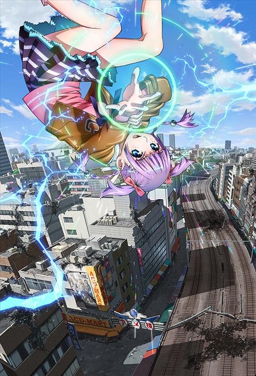 Wizard Barristers: Benmashi Cecil (ウィザード・バリスターズ~弁魔士セシル) című fantasy elemeket is felvonultató akció anime.