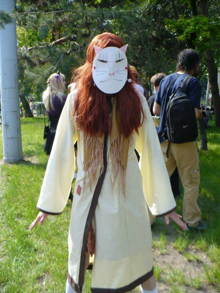 Momiji személyes kedvence: Uzuki Amu (2010. április)