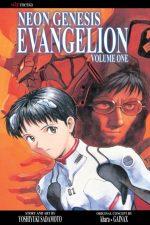 Hideaki Anno: Neon Genesis Evangelion (manga; 1995)