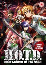 Highschool of the Dead (manga; 2006 és TV-sorozat; 2010)