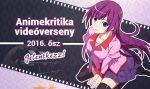 Animekritika videóverseny az őszi MondoConon (2016. október)
