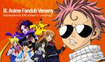 III. Anime fandub verseny az őszi MondoConon!